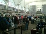 Security Line, Denver Airport (DEN)