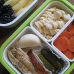 Healthy lunch idea, Bento Style