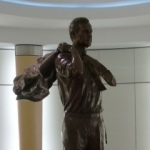 George Herbert Walker Bush Bronze Statue