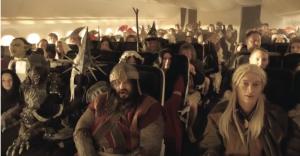 Hobbit Passengers