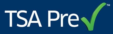 TSA Pre✓™ Logo