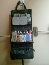 Toiletry Bag - Open