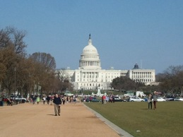 Our nations capital building beauty shot