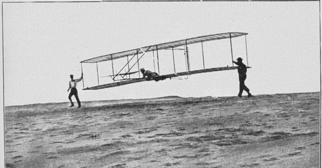 Wright Brothers - First Flight