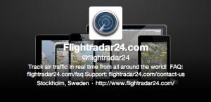 FlightRadar24.com - Watch the radar as planes land all over the world.