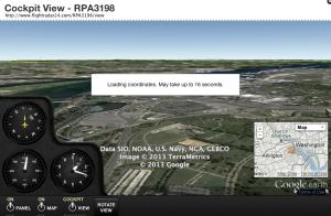 Cockpit View - FlightRadar24.com