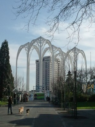 Arches at Seattle Center