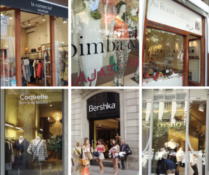 Shopping - Barcelona