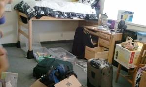 Moving Out of Dorm