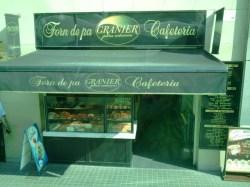 Forn de pa Cafeteria - Barcelona